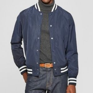 Goodfellow & Co Mens Varsity Bomber Jacket